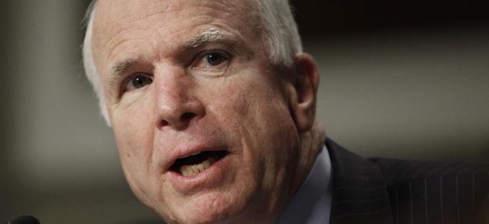 Sen. John McCain (R-Arizona)