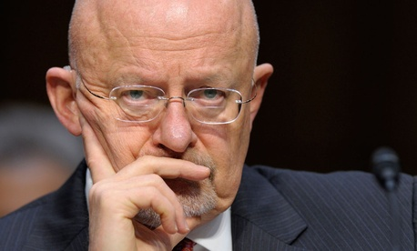 "Many people wrongly assume the 16 agencies that make up the intelligence community ""were exempted from the sequester,"" James Clapper said."