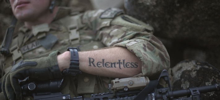 The army s misguided crackdown on tattoos defense one for Army officer tattoo policy