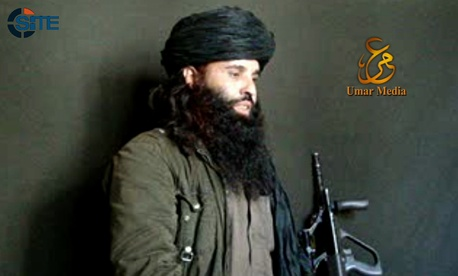 An undated photo of Mullah Fazlullah, the newly appointed leader of the Pakistani Taliban