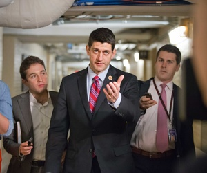Rep. Paul Ryan, R-Wisc., along with Sen. Patty Murray, D-Wash., helped craft the budget deal that passed the House yesterday