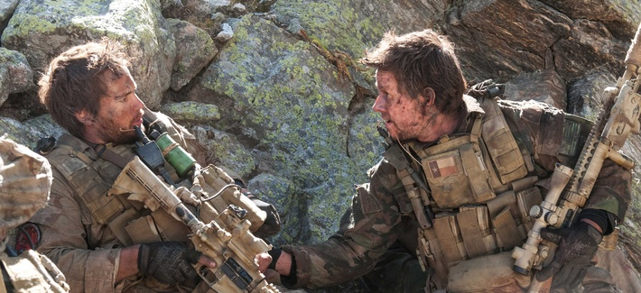 A screenshot from the upcoming movie, Lone Survivor