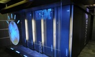 "IBM's ""Watson"" computer at its offices in Yorktown Heights, N.Y."