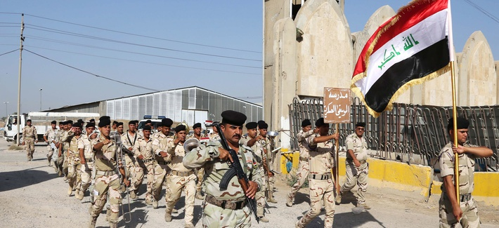 This Is Why Many of Iraq's Forces Dropped Their Weapons