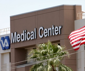 The Department of Veterans Affairs in Phoenix
