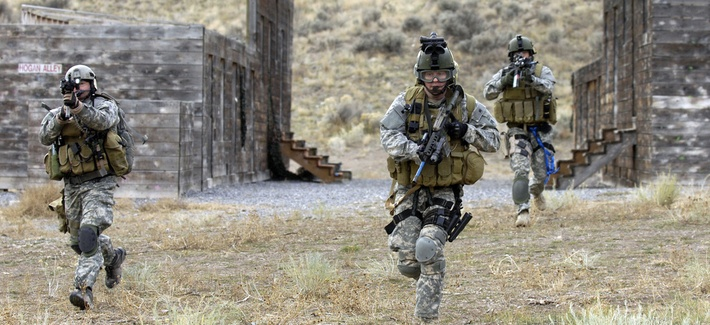 united states army special forces selection and training