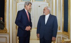 Secretary of State John Kerry meets with Iranian foreign minister Javad Zarif, on November 23, 2014.