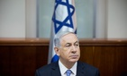 Israeli Prime Minister Benjamin Netanyahu attends a weekly cabinet meeting in Jerusalem, Sunday, Jan. 4, 2015.