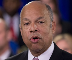 """DHS chief Jeh Johnson said employees are """"entitled to know what is going to happen next week."""""""