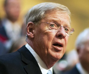 Sen. Johnny Isakson, R-Ga., sponsored the Senate bill.