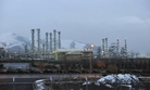 A view of Iran's heavy water nuclear facilities is seen, near the central city of Arak, Saturday, Jan. 15, 2011.