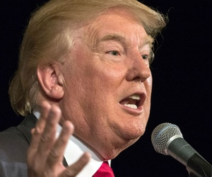 Republican presidential contender Donald Trump said he still plans to visit the border without the union.