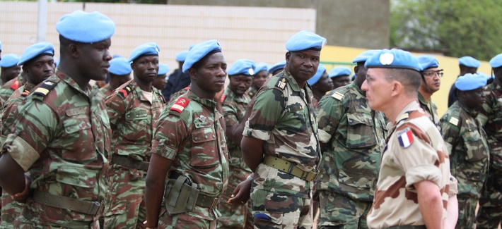 a discussion on the effectiveness and efficiency of the united nations peacekeeping operations in ma While the us is pushing ahead with the idea of united nations reform the the efficiency of its peacekeeping and in internal affairs of other countries.
