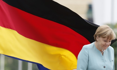 Last year, German Chancellor Angela Merkel told the CIA's spy chief in Berlin to leave the country.