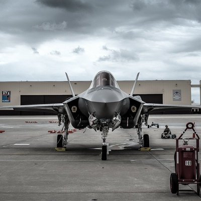 Lasers Could Be Coming To The F-35