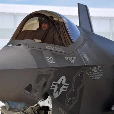 F-35 Chief: Think Very, Very Hard Before Making Another Joint Fighter