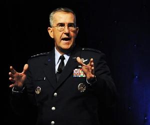 Gen. John Hyten, March 2016.