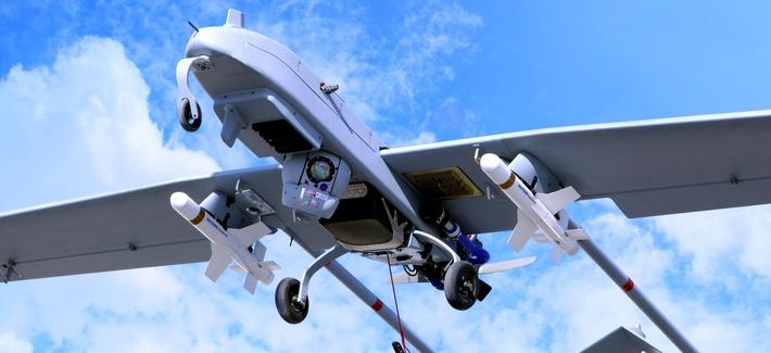 The Shadow UAV