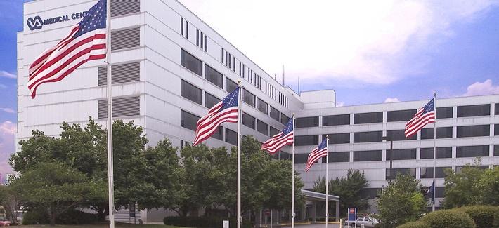 VA Medical Center in Augusta, Georgia.