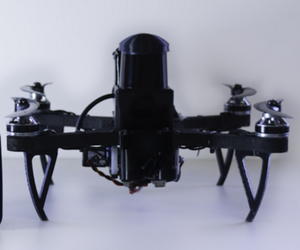 The Shield AI autonomous drone for U.S. Special Operations Forces