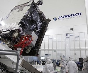 The GOES-R will be the first satellite in a series of next-generation NOAA GOES Satellites.