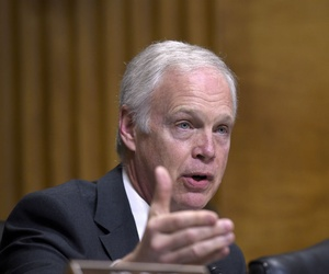 Sen. Ron Johnson, R-Wis., wants reports of any appointees converting to civil service positions.