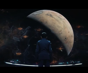 Still Shot from ENDERS GAME