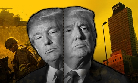 A global business empire raises the question: will the next president's foreign policy serve America's interests or his own?