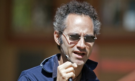 Alex Karp, head of Palantir