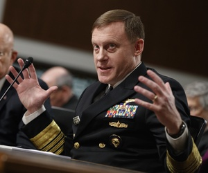 Director of National Intelligence James Clapper and Cyber Command chief Adm. Michael Rogers testified before the Senate Armed Services Committee Jan. 5 about foreign cyber threats.