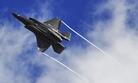 An F-35 Lightning I, ... ]