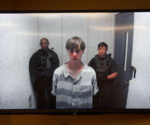 Dylann Roof killed nine people inside Emanuel African Methodist Episcopal Church in Charleston, S.C., June 17.