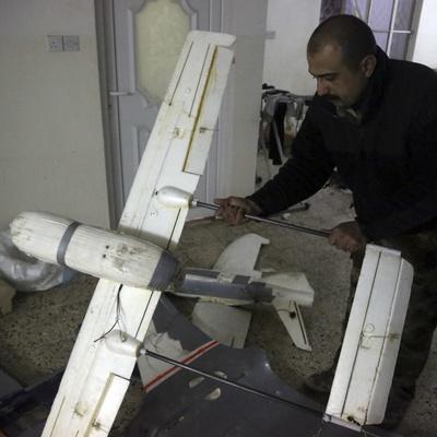 Counter-Terror Chief: Expect Terrorist Drone Swarms 'Soon' (defenseone.com)