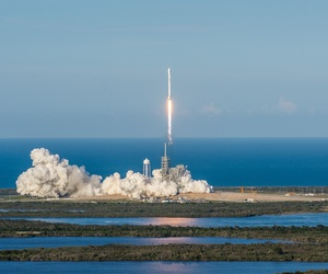 SpaceX's SES-10 Launch was the world's first reflight of an orbital class rocket.