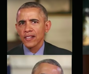 Researchers at the University of Washington have produced a photorealistic former US President Barack Obama.  Artificial intelligence was used to precisely model how Mr Obama moves his mouth when he speaks.