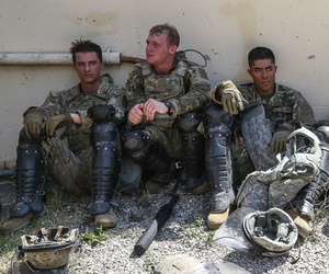 Paratroopers of the, ... ]