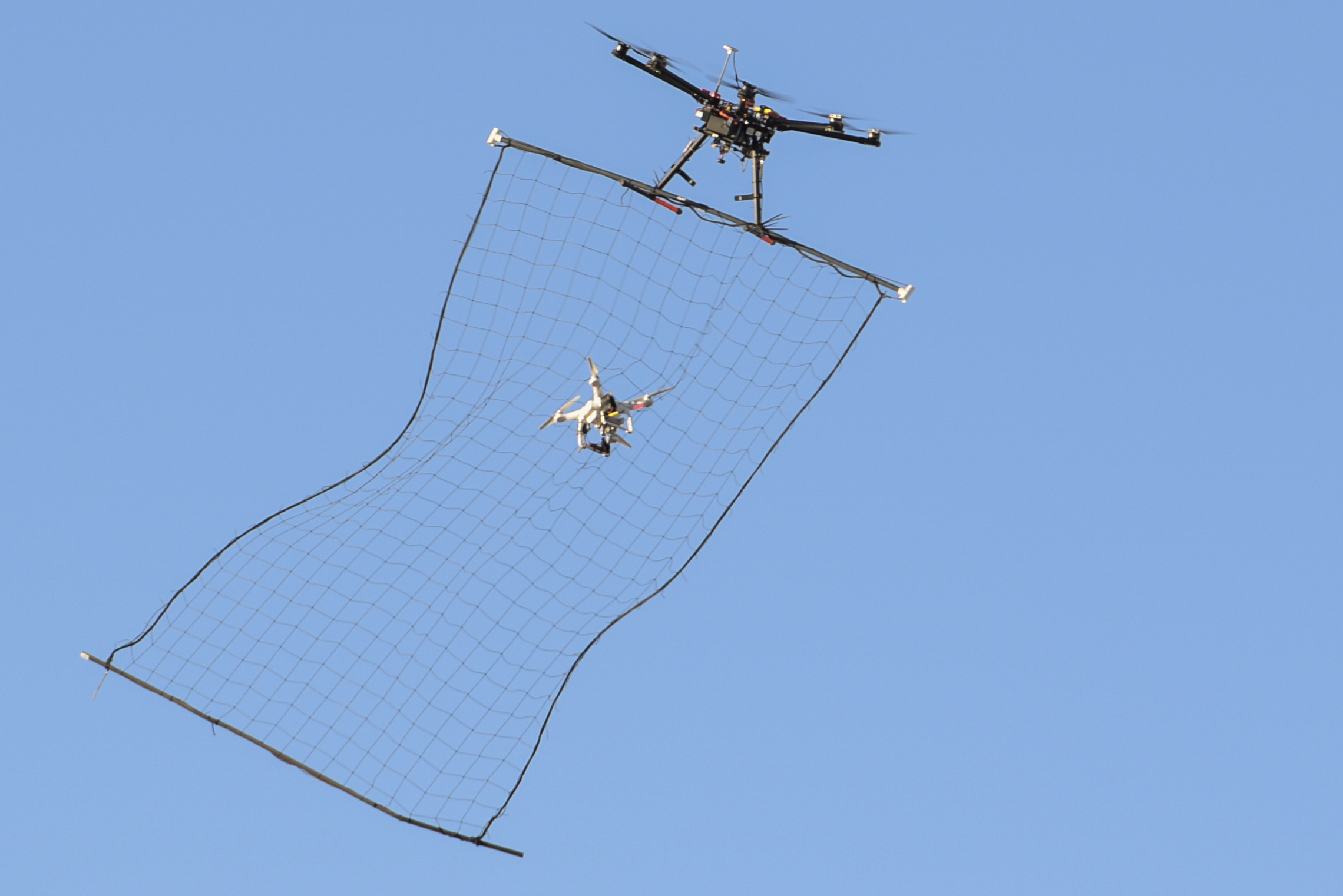 Against the Drones: How to Stop Weaponized Consumer Drones