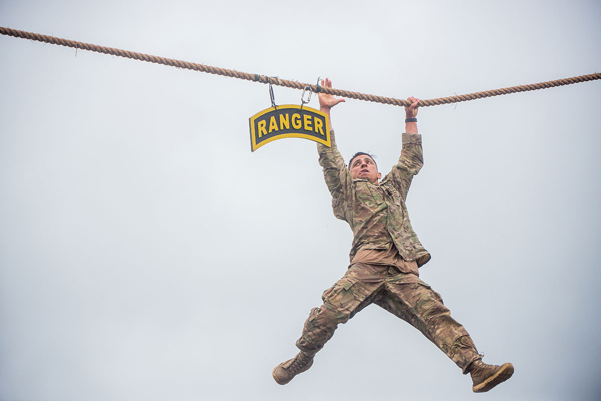 2018 Best Ranger Competition / U.S. Army photo by Patrick A. Albright