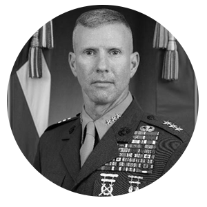 Profile Picture of Lt. Gen. Eric Smith.