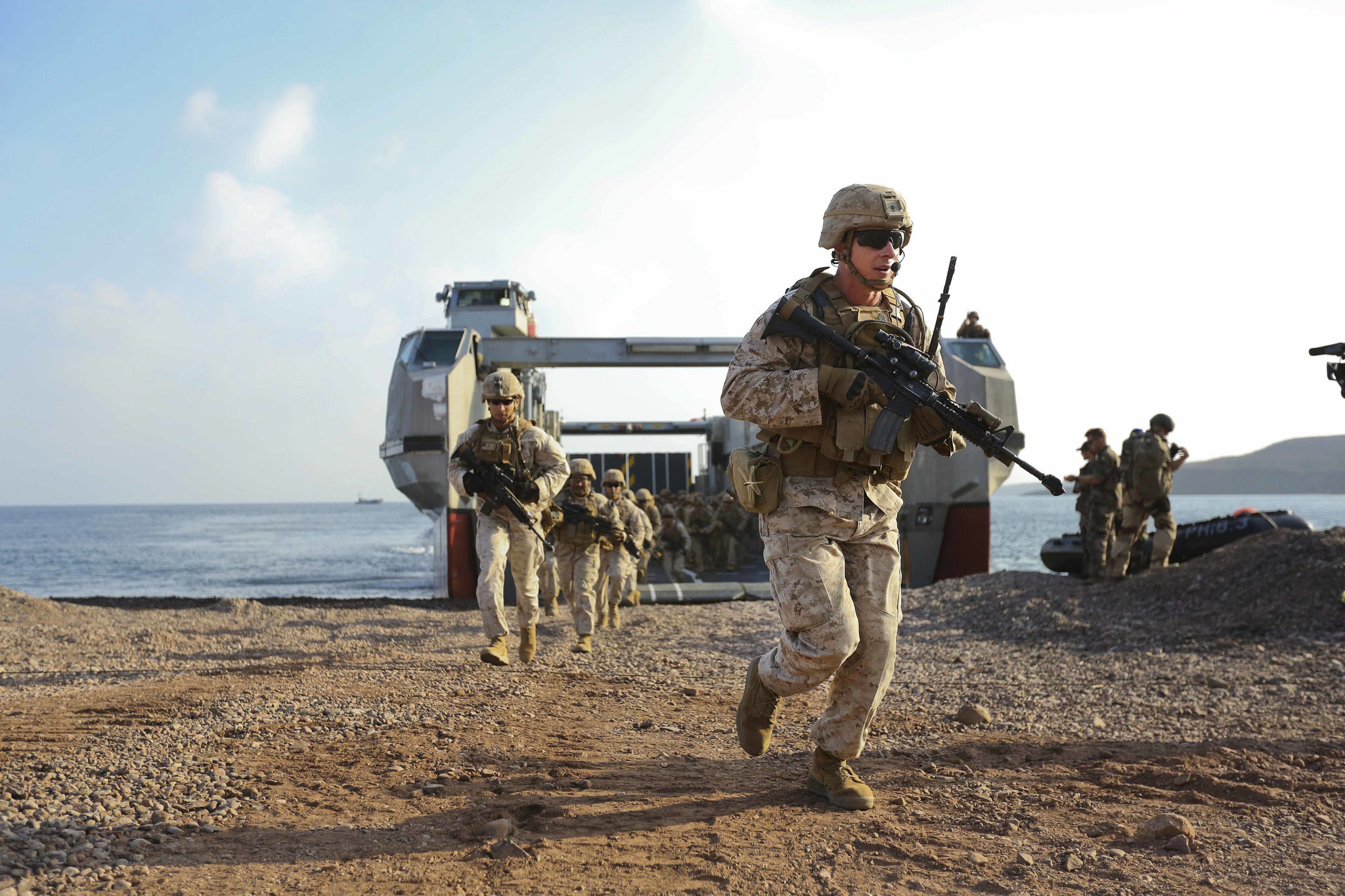 Forum on this topic: Leadership expert on how US Marines embody , leadership-expert-on-how-us-marines-embody/