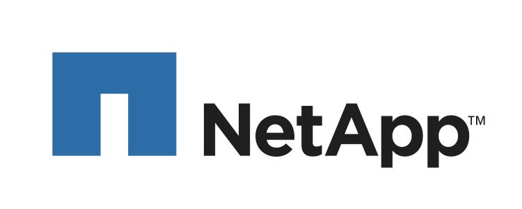 NetApp's logo