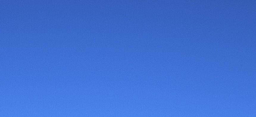 An MQ-9 Reaper sits on the flight line at Hurlburt Field, Fla., on May 3, 2014.