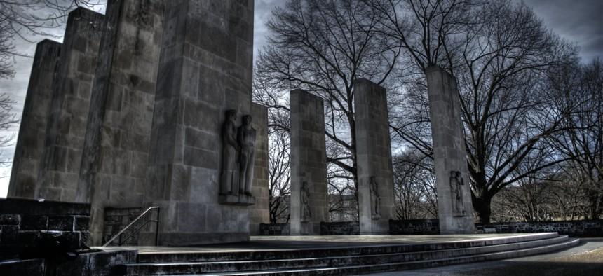 Virginia Tech War Memorial