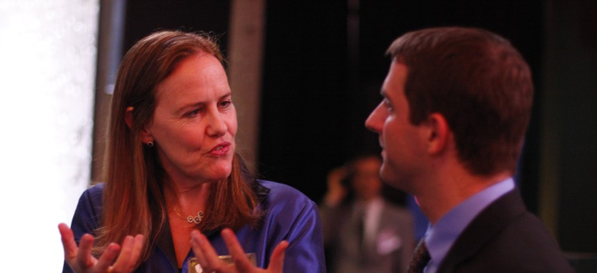 Michèle Flournoy on the fifth anniversary of CNAS