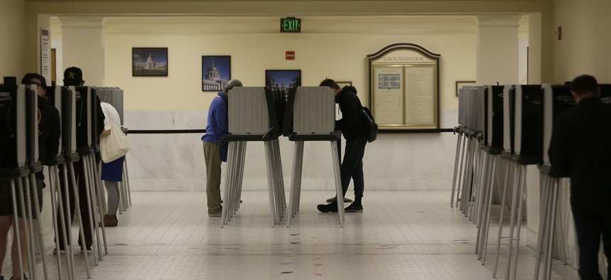 As shadowy actors work to hack U.S. elections, a few simple steps could make electronic voting more secure, says one expert.