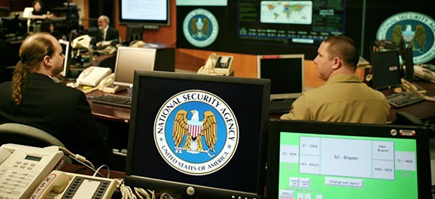 Intellipedia allows analysts from 17 different intelligence agencies to share classified information.