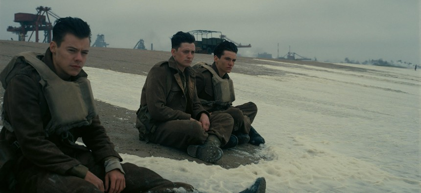 IAVA, a veterans organization, helped the filmmakers of Dunkirk accurately portray combat experiences.