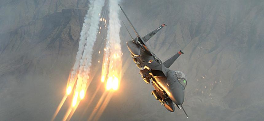 F-15A/B/C/D/E Eagle and F-15E Strike Eagle, December 15, 2008.