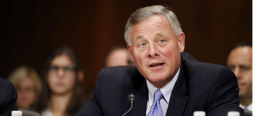 """Sen. Richard Burr, R-N.C., told a witness: """"You seem to have confirmed our biggest fear. We've become so obsessed with the process that there is very little preoccupation with the outcome."""""""