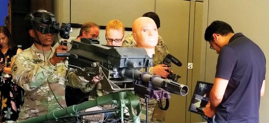 Sgt. 1st Class Taik, ... ]